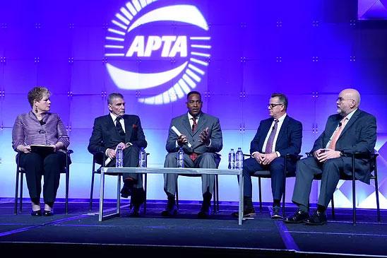 Echols leads APTA Cyber Discussion