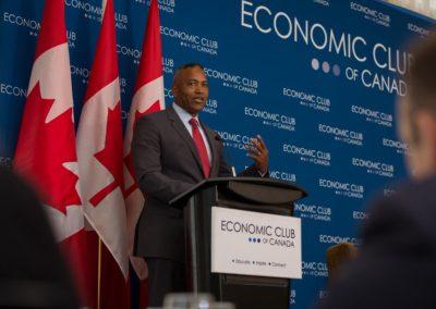 Mike Echols - Economic Council Canada